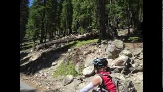 Truckee California    Super D Aug 11,2012