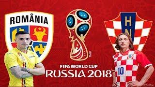 MECI DE INFARCT CU CROATIA IN OPTIMI! / FIFA 18 ROMANIA LA CUPA MONDIALA #4
