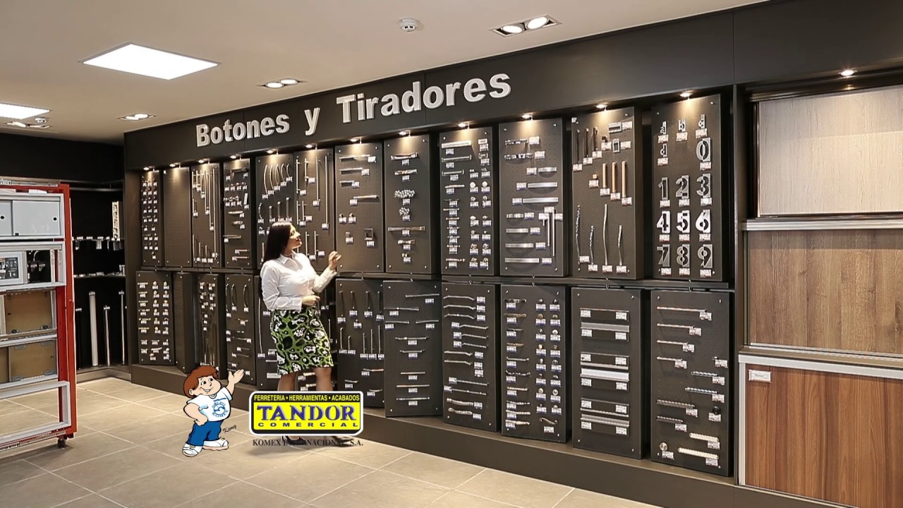 TANDOR COMERCIAL - NUEVO SHOWROOM - YouTube