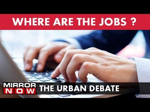Where are the jobs? – The Urban Debate (August 10)