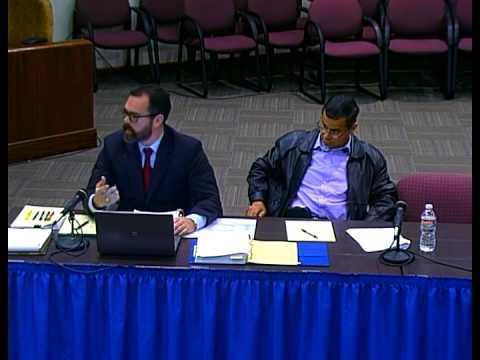 McAllen Police Department Rumor Arbitration Hearing Part 1 (022515)