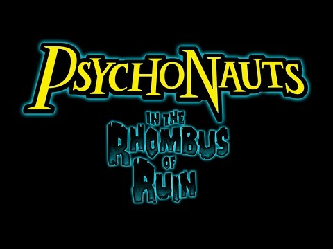 Psychonauts: In The Rhombus of Ruin | Full Playthrough [No Commentary]