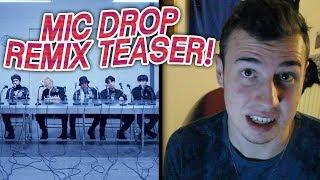 BTS - 'MIC Drop (Steve Aoki Remix)' Official Teaser REACTION!!! MP3