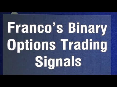 Binary options franco youtube