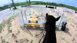 Lusks Garden Eventing May 2015 [GoPro]