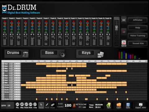 Dr Drum Best Music Maker Software
