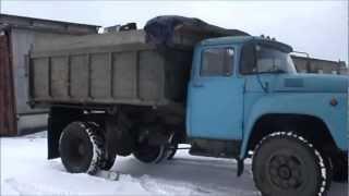 Переоборудование ЗИЛ-130. Дизель СМД-15.07.01