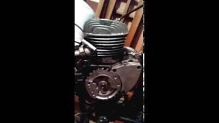 видео Схема зажигания д6