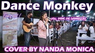 Dance Monkey Tones And I Cover By Nanda Monica Di Menoewa Kopi Jogja
