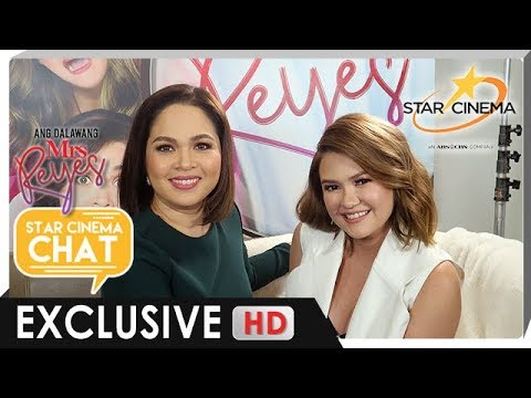 [FULL] Star Cinema Chat with Judy Ann Santos and Angelica Panganiban