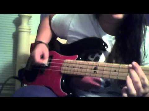 American Girl- Tom Petty Bass Cover