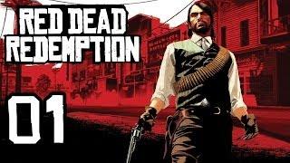 Red Dead Redemption - 01 - Cowboy KAT!?