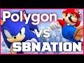 Polygon Vs. SB Nation at the Winter Games - LIVE!