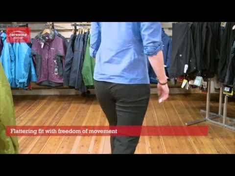 d34baa55df53d1 Craghoppers Kiwi Pro Stretch Trouser (women's) | Cotswold Outdoor product  video - YouTube