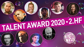 2. Halbfinale NightWash Talent Award 2020
