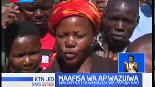 Waganda 53 wakamatwa Busia bila vibali mzozo wa Kenya, Uganda ukitokota