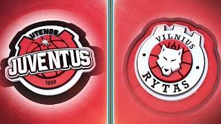 """Citadele KMT Rungtynių Apžvalga: """"Juventus"""" - """"Rytas"""" [2020-01-02]"""