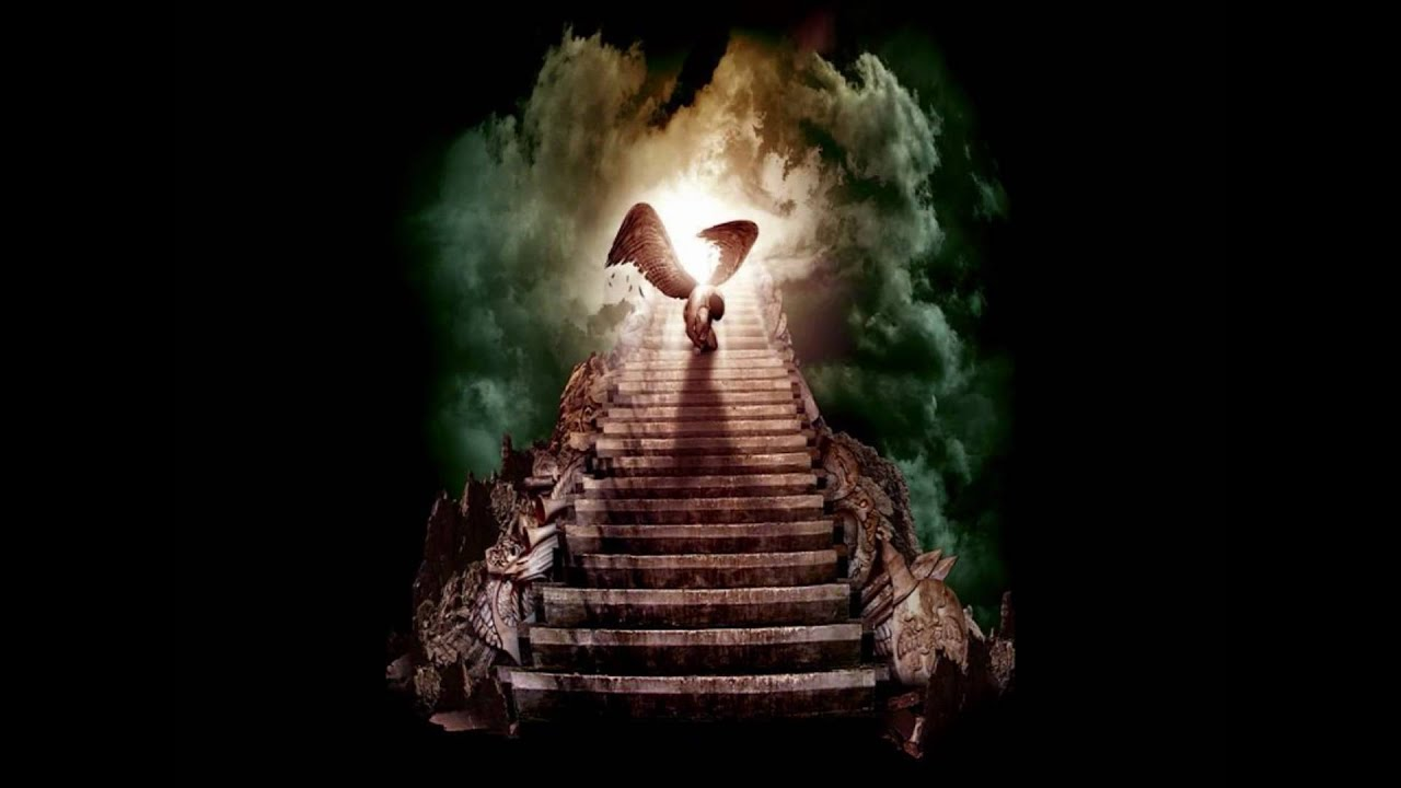 Led Zeppelin - Stairway To Heaven - (With Lyrics) - YouTube