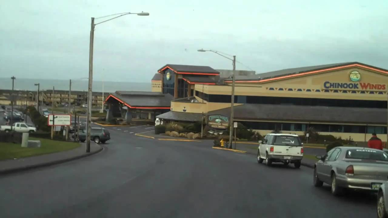 chinook winds casino lincoln city oregon