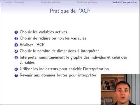 Cours d'ACP : aides à l'interprétation (partie 3/3)