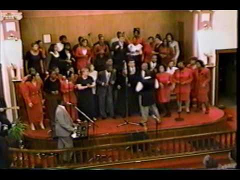 Souls a Fire -  ORU Gospel Choir -  It's Gonna Rain