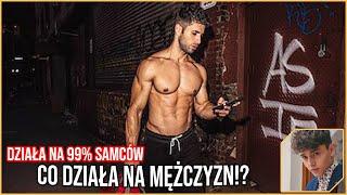 CO DZIAŁA NA MĘŻCZYZN? *porady na prawdziwych samców* | Porady JDabrowsky #7
