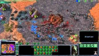 Starcraft 2 - 4v4 Auswar - part 2/3