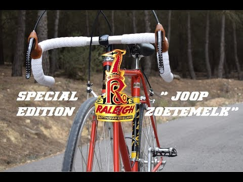 Restoration Cycle - RALEIGH - Bike Restoration Project