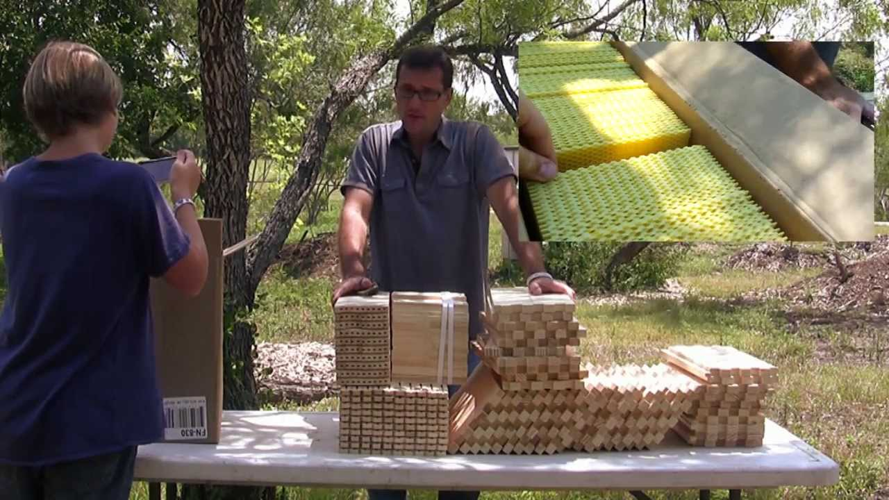 Beekeeping: Unboxing 10 Unassembled Hive Boxes and 100 Frames
