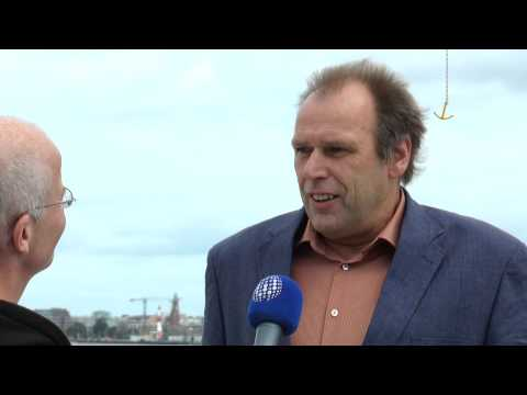 Fährtalk - Gespräche auf der Weser: Heute: Matthias Hayen, Jugendwerkstätten Wesermarsch
