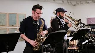"Alon Farber Hagiga ""New Directions Suite"", chapter 3, Jerusalem Jazz Festival"