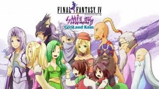 GamePlay - Final Fantasy IV Smiles: Cecil and Kain - Free Game For ...