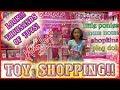 Kids Toys Shopping HAMLEYS Mirdiff City Centre Dubai NUM NOMS SHOPKINS PLAY DOH | Fun EqualsBella
