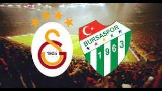 Galatasaray : 4 Bursaspor : 0  (U14)