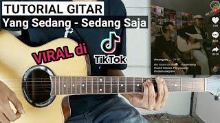Tutorial Gitar Yang Sedang - Sedang Saja (Versi Wangsee) Viral di TikTok