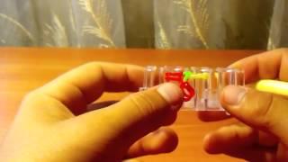 Видео урок плетение браслета: Круговые узелки
