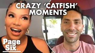 Nev Schulman still thinks about the woman who catfished him | Page Six Celebrity News