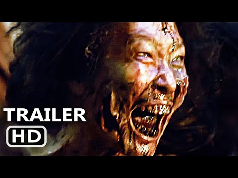 PENINSULA Trailer (2020) Train To Busan 2, Zombie Action Movie