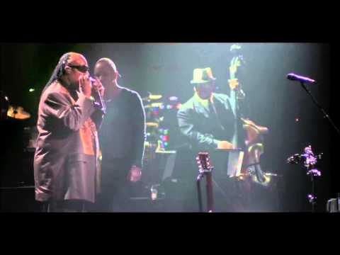 Sting and Stevie Wonder - Fragile - live