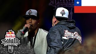 MC VAKA vs LIL NEGRO: Octavos - Final Nacional Chile 2018 ​ ​