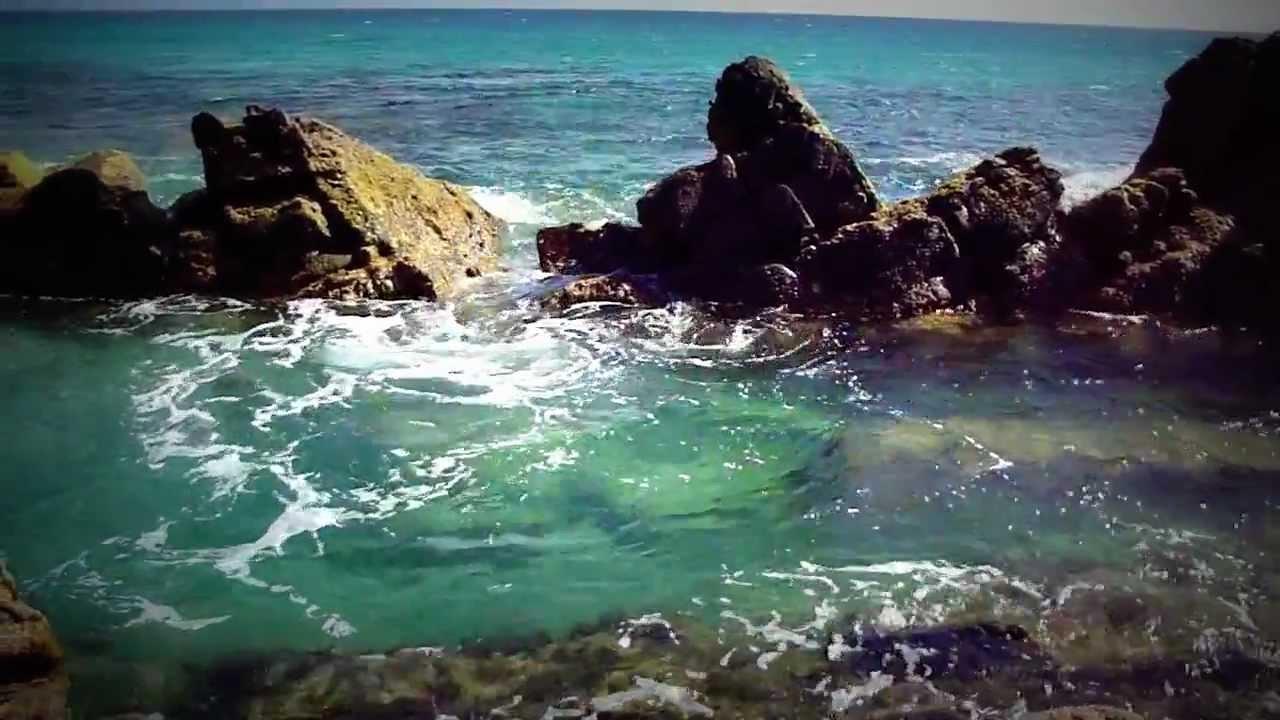 Piscinas de bolonia tarifa cadiz marea baja youtube for Piscinas naturales bolonia cadiz