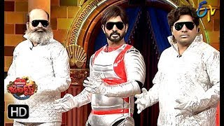 Adhire Abhinay Performance   Jabardasth   15th August 2019     ETV  Telugu