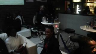 Man Of Song sings Shebeleza Congo by Mr Joe Mafela