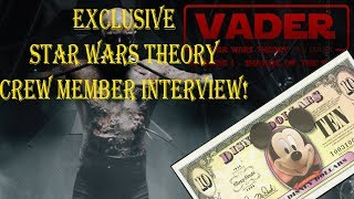 Star Wars Theory Fan-film Exclusive Insider Interview!