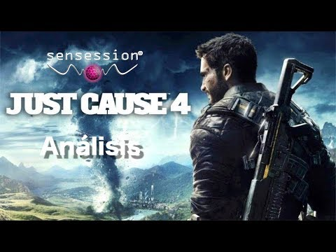 Just Cause 4 Análisis Sensession
