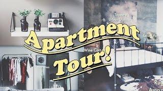 MY APARTMENT TOUR! | IAMKARENO