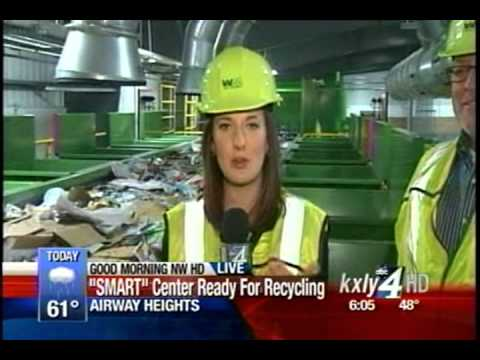 New SMART center is ready for recycling