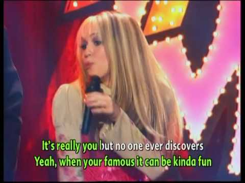 Best Of Both Worlds - Hannah Montana - Disney Channel Asia