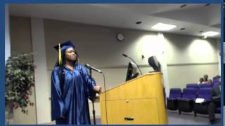 Orion HS Commencement - Mississippi 2015