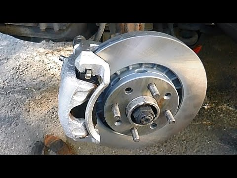 2006 Aveo Brakes How To Replace Video Autos Post